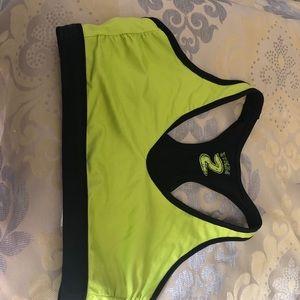 Zumba Sports bra for women.